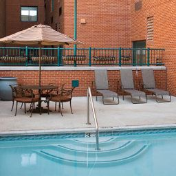 Wellness/Fitness SpringHill Suites Dallas Downtown/West End
