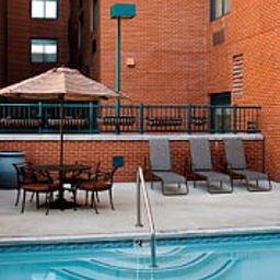 Wellnessbereich SpringHill Suites Dallas Downtown/West End
