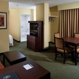 Zimmer SpringHill Suites Dallas Downtown/West End
