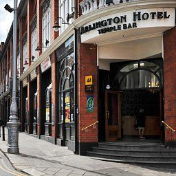 Vista exterior Arlington Hotel Temple Bar