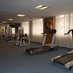 Fitness room Shanxi Grand