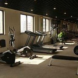 Wellness/fitness area City Hotel Xian