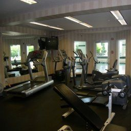 Wellness/fitness area Ameritel Inn