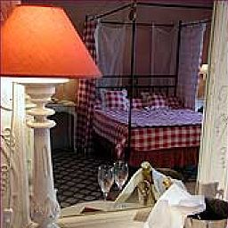 Suite junior Chateau des Fines Roches Chateaux et Hotels Collection