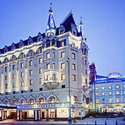 Moscow Marriott Royal Aurora Hotel Москва