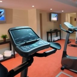 Fitness room Leonardo Airport Brandenburg