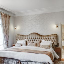 Junior suite Domaine du Verbois Chateaux et Hotels Collection