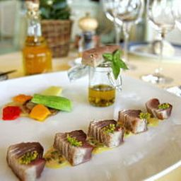Restaurant Hostellerie Berard & Spa Chateaux et Hotels Collection