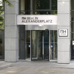 Exterior view NH Berlin Alexanderplatz