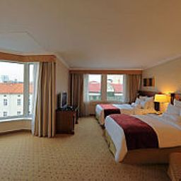 Room Prague Marriott Hotel