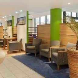 Interior view Holiday Inn Express LILLE CENTRE