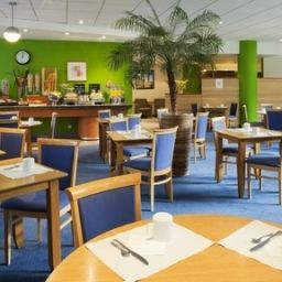Restaurant Holiday Inn Express LILLE CENTRE