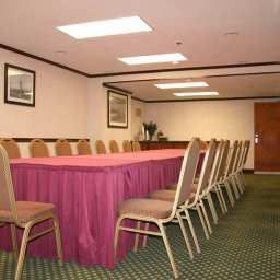 Conference room Hampton Inn San Francisco Airport