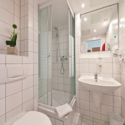 Bathroom Novum Business Belmondo Hbf.