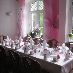 Breakfast room within restaurant Villa Wilisch