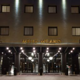 Vista exterior Meliá Milano Convention Center