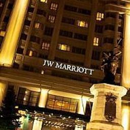 Vista esterna JW Marriott Bucharest Grand Hotel