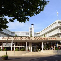 Exterior view Amrath Grand Hotel & Theater Gooiland