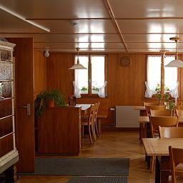 Breakfast room within restaurant Ochsen Hotel-Gasthaus