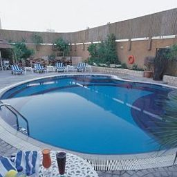 Pool Four Points Sheraton Bur Dubai