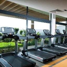 Fitness room Ramada Resort Bodrum