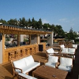 Terrace Ramada Resort Bodrum