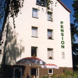 Exterior view Sperlingshof Pension Land-gut-Hotel