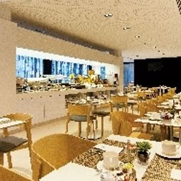 Breakfast room within restaurant Eurostars Book Hotel