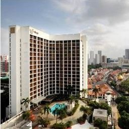 Landmark Village Hotel former Golden Landmark Hotel Singapur