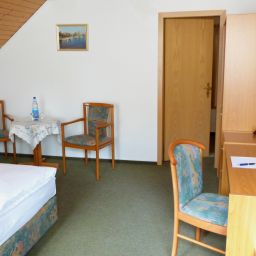 Business-Zimmer Mühlenhof Pension