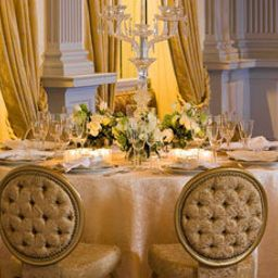 Banqueting hall D.C.  Washington The Fairfax at Embassy Row