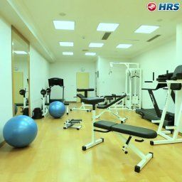 Sala fitness Ramada Majestic Bucharest