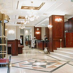 Hala Ramada Majestic Bucharest