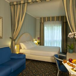 Junior suite CDH Hotel Villa Ducale