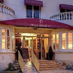 Exterior view Best Western Villa Henri IV Saint Cloud