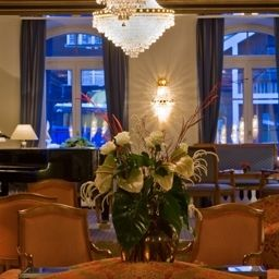 Hall Grand Hotel Zermatterhof