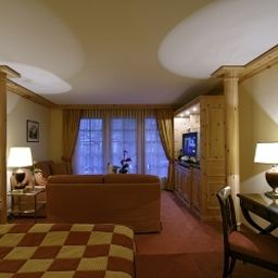 Junior suite Grand Hotel Zermatterhof