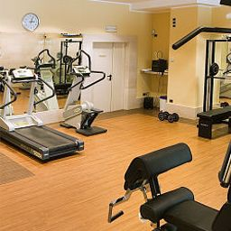 Sala spa/fitness Sangallo Palace