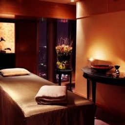 Wellnessbereich Grand Hyatt Shanghai