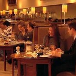 Restaurante Bewleys Hotel Ballsbridge
