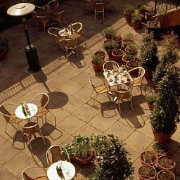 Terraza Bewleys Hotel Ballsbridge