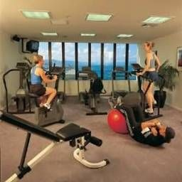 Sala spa/fitness Amora Hotel Wellington