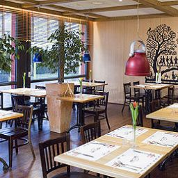 Breakfast room within restaurant ibis Rothrist Olten
