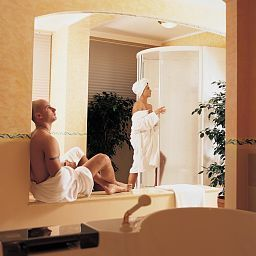Area wellness Baia Taormina Grand Palace Hotel &  Spa