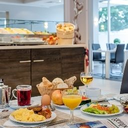Buffet Mercure Hotel Berlin am Alexanderplatz