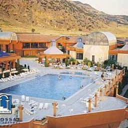 Exterior view Colossae Thermal SPA