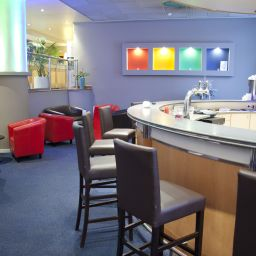 Bar QUALYS HOTEL Lyon Nord