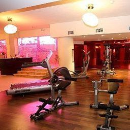Fitness room Sentido Pearl Beach