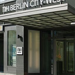 Vista exterior NH Berlin City West