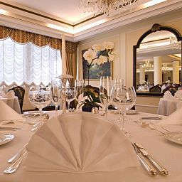Restaurante Abano Grand Hotel Suite Fotos